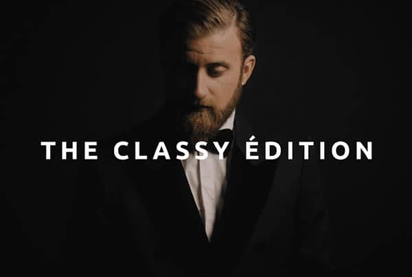 The Classy Edition (website launch)