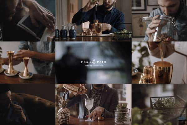 Pear & Pair – Perfect serve